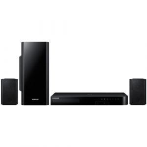 Sistem Home Cinema SAMSUNG 3D HT-H5200, Blu-Ray, 2.1 canale, Putere 500W, DTS HD, Dolby Digital, Wireless