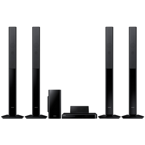 Sistem Home Cinema SAMSUNG 3D HT-H5550, Blu-Ray, 5.1 canale, Putere 1000W, DTS HD, Dolby Digital, Wireless