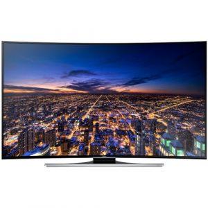 Tv Led SAMSUNG 3D 65HU8200, 165 cm (65 inch), Ultra HD, Ecran Curbat, Clear Motion Rate 1000, Wi-Fi, Smart TV