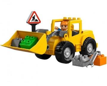 Lego Duplo – Buldozer 1