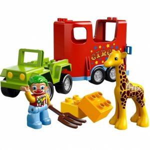 Lego Duplo - Circus Transport