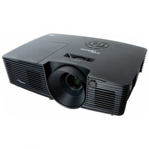 Videoproiector Optoma X316, DLP, XGA (1024x768), Full 3D, 3200 lm, 20.000:1, 1xHDMI 1.4a, 1xDifuzor 2W, Quick Resume [Business/Education]