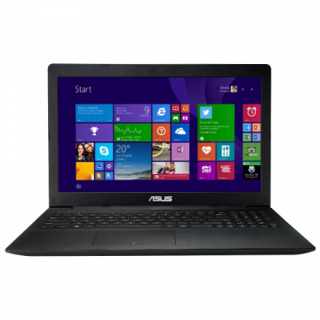 Laptop ASUS X553MA-BING-XX898B, Intel Celeron Dual-Core N2830, 500GB HDD, 4GB DDR3, Intel HD Graphics, Windows 8