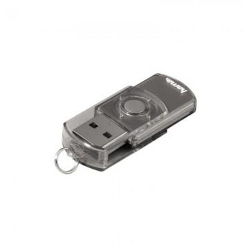 Memorie USB Hama 104395, 32GB, Argintiu 1