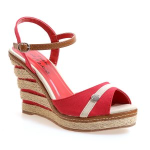 Promotie Sandale de dama cu platforma TERRE DE MARINS