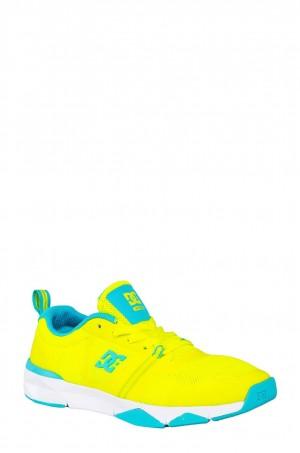Pantofi Sport Dama DC Galben 4961-OBD073
