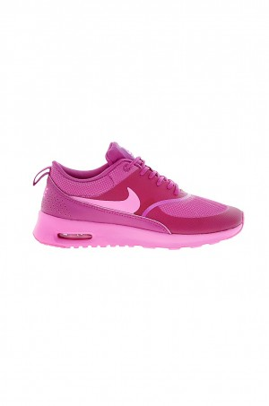Pantofi Sport Dama Nike Sportswear AIR MAX THEA Fuchsia 4951-OBD144