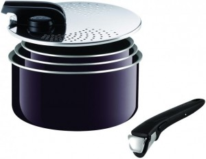 Set oale Tefal L4709752 Ingenio smalt, 5 buc