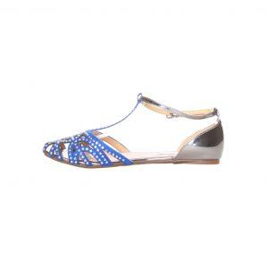 Sandale dama Ana Lublin Albastre OR167