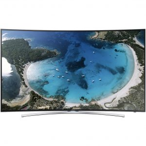 Samsung 65H8000 Smart TV 3D LED Curved, 163 cm, Full HD