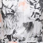 Oferta promotionala Rochie alba VERO MODA cu print floral S
