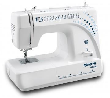 Masina de cusut Minerva M823B, 23 programe, 800 rpm, Alb 1