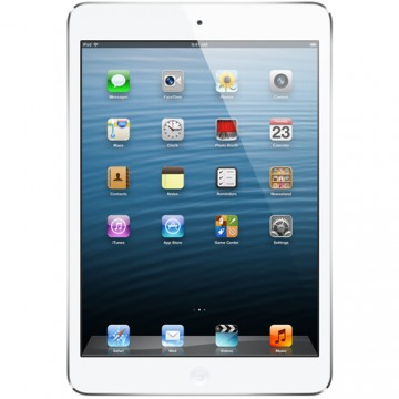 iPad Mini Wi-Fi, 16GB, Alb 1