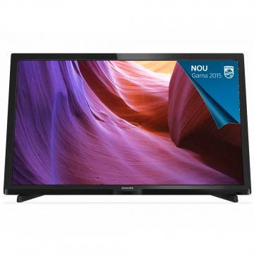 Philips 24PHH4000 TV LED, 61 cm, HD 1
