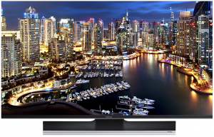 Samsung UE55HU6900 Smart TV LED, 139 cm, Ultra HD 4K