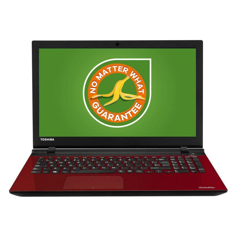 Laptop Toshiba Satellite L50-C-1RW, Intel Celeron Dual-Core, Memorie 4GB, HDD 500GB, Intel HD Graphi
