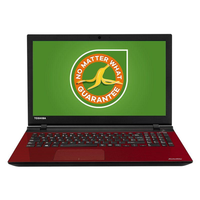 Laptop Toshiba Satellite L50-C-1RZ, Intel Core i3, Memorie 4GB, HDD 500GB, Intel HD Graphics, Free D