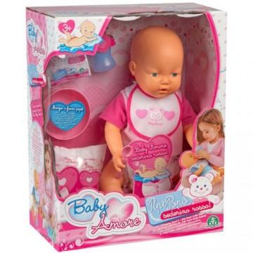 Giochi Preziosi – Papusa Baby Amore Pipi Popo Fetita