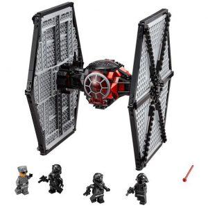 LEGO Star Wars TIE fighter Fortele speciale ale Ordinului intai