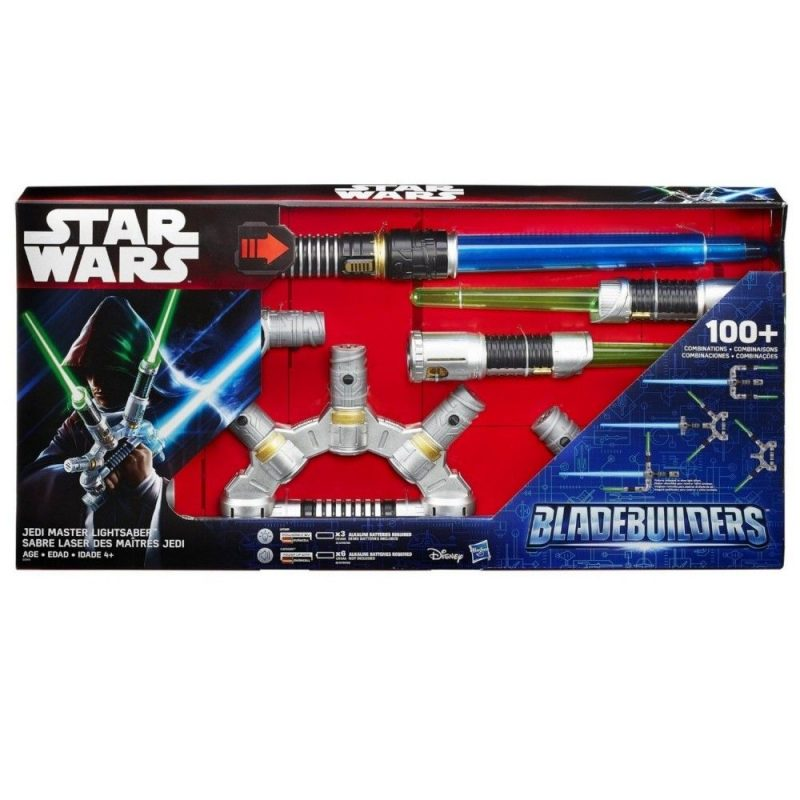 Reducere la Sabie de jucarie Hasbro Star Wars Jedi Master