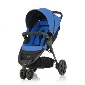 Carucior copii Britax-Romer B-Agile 3 - Blue Sky