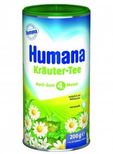 Ceai de plante Humana, 4+ luni, 200g 1