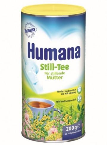 Ceai pentru mamici Humana, 200g 1