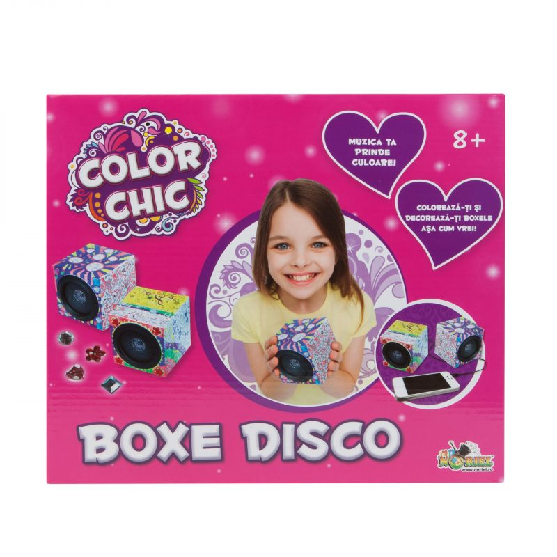 Color Chic - Boxe Disco