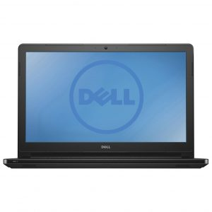 Laptop Dell Inspiron 5555, AMD Quad-Core, Memorie 4GB, HDD 500GB, AMD Radeon, Linux