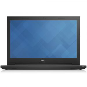 Laptop Dell Inspiron 3543, Intel Core i3, Memorie 4GB, HDD 1TB, Intel HD Graphics, Linux