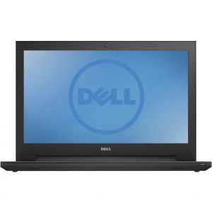 Laptop Dell Inspiron 3543, Intel Core i5, Memorie 4GB, HDD 500GB, nVidia GeForce, Linux