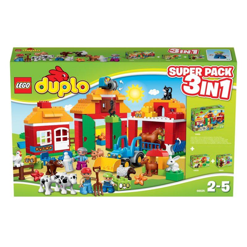 LEGO DUPLO - Ferma (66525)