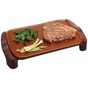 Gratar Jata Terracotta M Grill, Putere 1600 W, Termostat detasabil