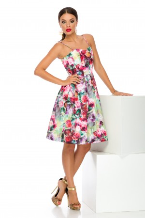 Rochie Camely Multi