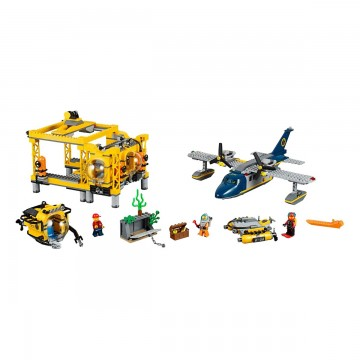 LEGO City – Deep Sea Operation Base (60096) 1