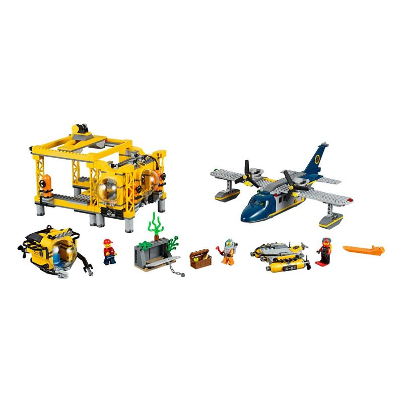 LEGO City - Deep Sea Operation Base (60096)