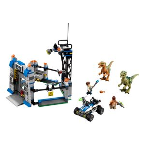 LEGO Jurassic World - Fuga raptorului (75920)