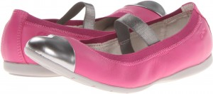 Clarks Kids Dance Brite (Little Kid/Big Kid)****** Lipstick Pink