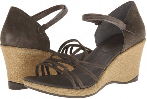 Teva Riviera Wedge Strappy - Suede****** Bungee Cord