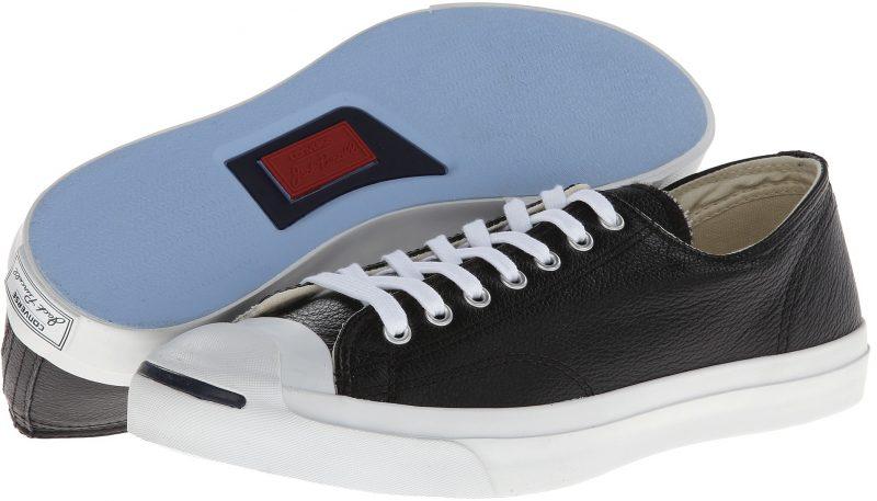 Converse Jack Purcellu00AE Leather*** Black/White