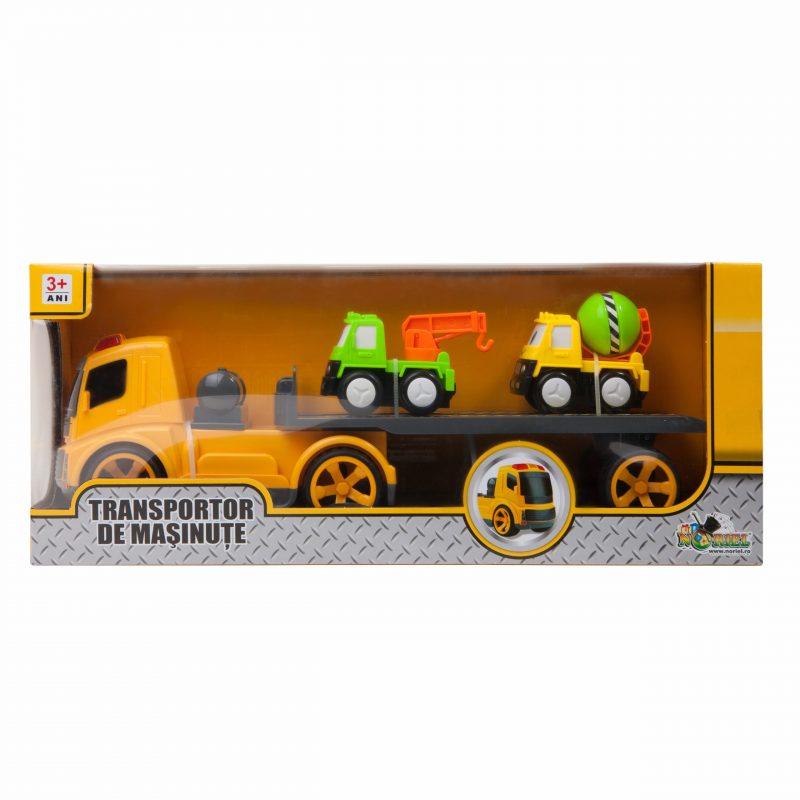 Transportor cu 2 masinute (2)