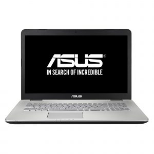 Laptop Asus N551JX-CN007D, Intel Core i5, Memorie 8GB, HDD 1TB, nVidia GeForce, Free DOS
