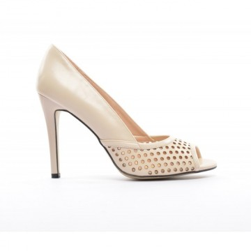 Pantofi Enduro Bej 1