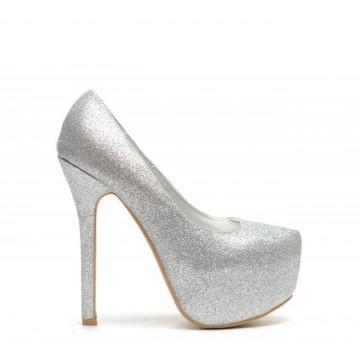 Pantofi Guvra Argintii 1