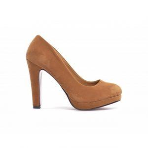 Pantofi Ziggo Camel