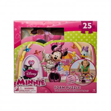 Puzzle de spuma Minnie Mouse 25 piese 1