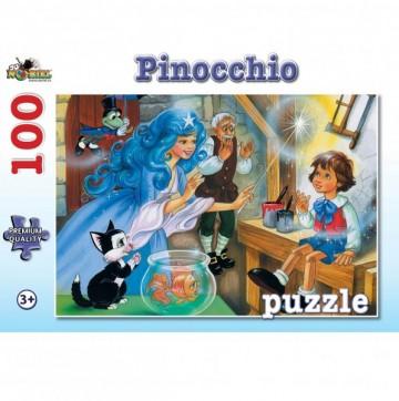 Puzzle NORIEL Pinocchio 100 piese 1