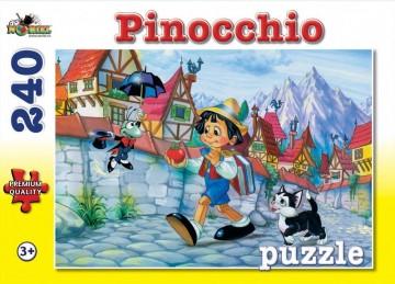 Puzzle NORIEL Pinocchio 240 piese 1