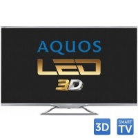 Sharp LC60LE751E Smart TV 3D Activ Motion 500 Aquos Net+