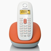Siemens DECT Gigaset A380 Orange 1